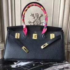 Hermes Black JPG Birkin 42cm Shoulder Bags