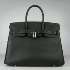 Hermes Birkin 30cm 35cm Bags In Black Togo Leather