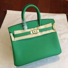 Hermes Bamboo Epsom Birkin 25cm Handmade Bags