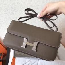 Hermes Etoupe Epsom Constance Elan 25cm Bags