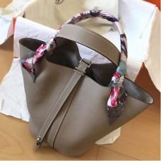 Hermes Tourterelle Picotin Lock MM 22cm Handmade Bags