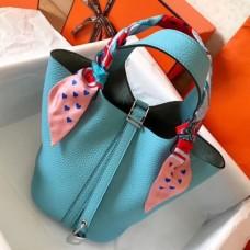Hermes Lagon Picotin Lock MM 22cm Handmade Bags