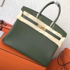 Hermes Canopee Clemence Birkin 30cm Handmade Bags