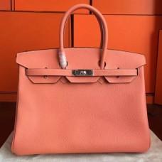 Hermes Crevette Clemence Birkin 40cm Handmade Bags