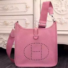 Hermes Pink Evelyne III PM Bags