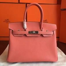 Hermes Crevette Epsom Birkin 30cm Handmade Bags